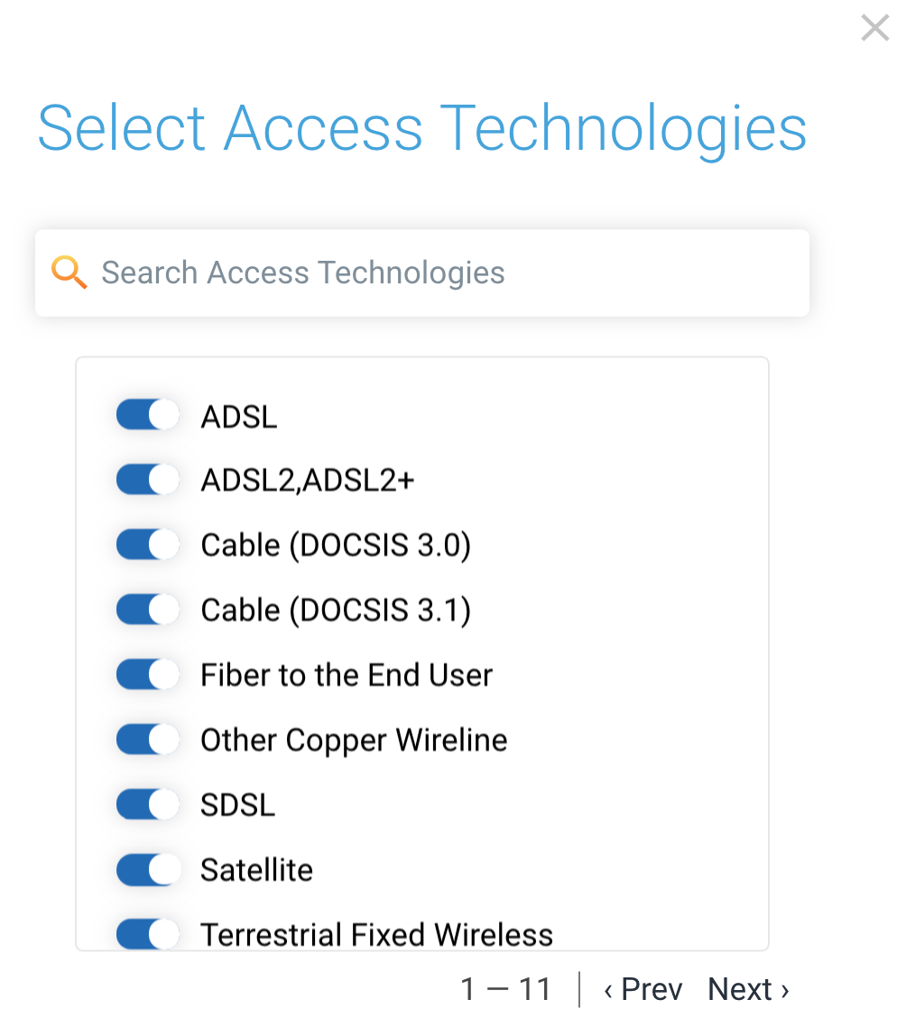 Filter - Technologies